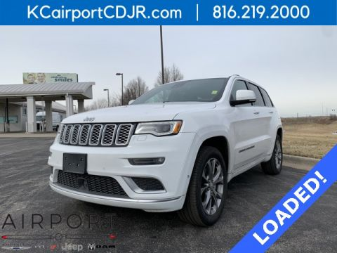 Certified Pre-Owned 2019 Jeep Grand Cherokee Summit 4WD 4D Sport Utility