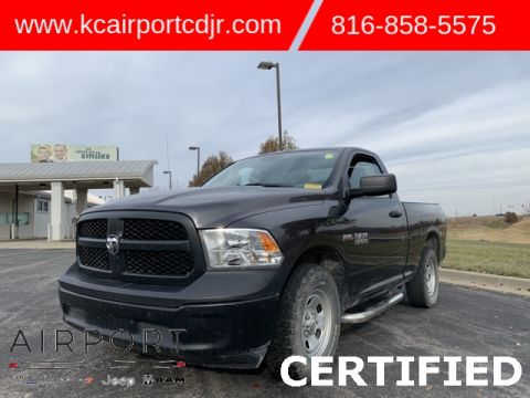 Certified Pre-Owned 2016 Ram 1500 Tradesman 4WD 2D Standard Cab