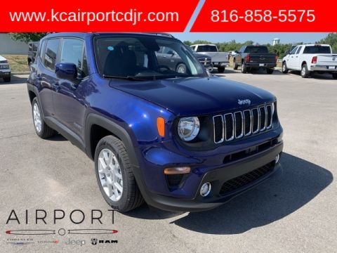 New 2019 JEEP Renegade Latitude FWD Sport Utility
